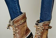 Womens Winter Boots / by Fashion One