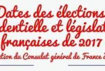 Elections présidentielle et législatives françaises de 2017