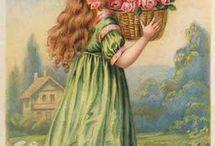Vintage Postcards / Vintage postcards / by Debra Williams