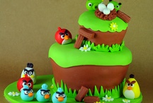 The Birds, They Are Angry. / These Angry Birds finds are ca-cawesome! / by Raspberry Kids