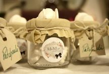 BOMBONIERE- SACCHETTI-FAVORS-AND MORE-DIY-KRAFT-WEDDING