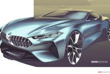 BMW SKETCH / RENDER