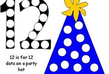 New Year's Early Learning Printables