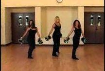 Cheerleading - Dances