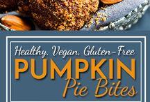 Favorite Vegan Pumpkin Recipes