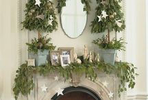 Candy table mantle