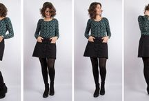 Tilly & the Buttons Agnes Top