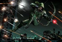 A Zöld Íjász/Green Arrow