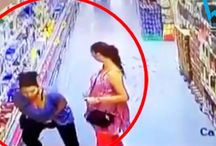 Best Women Stealing Videos From All Over The World CCTV