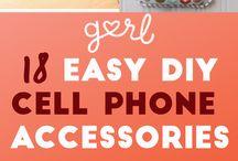 DIY phone covers