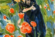 Edvard Munch / Paintings by Edvard Munch