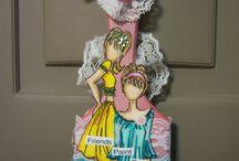 Scrap - Dolls / by Salette Soares