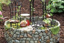 Mini garden & bonsai
