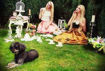 """Flower's skirts - Fairies of Vik Ladyla by Teresia Machačová / ,,Věřte v sebe a mějte se rádi, v tom je kouzlo úspěchu a šťastného života."""" Fairies of Vik Ladyla je móda sloužící jako dárce pozitivních energií (láska, štěstí, harmonie,...), které příznivým způsobem ovlivňují život nejenom majitele."""