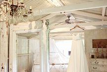 Cottage style wedding