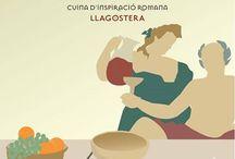 Cuina dels Manaies del 10 al 22 d'abril 2014 / Cuina d'inspiració romana a #Llagostera / by Restaurante Ca la Maria
