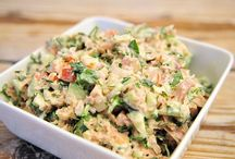 Lunchestonijnsalade