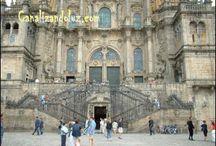 Camino de devocion: Santiago, Lourdes, Roma