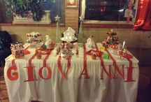 "1*compleanno ""tema Natale"""