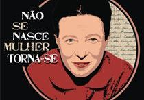 Simone Beauvoir Art