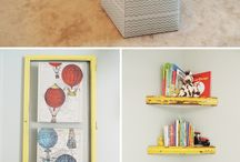Decor: children's rooms and spaces