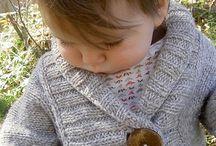 baby strikketing