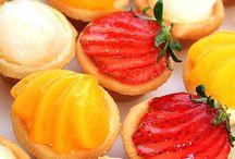 Tartes aux fruits