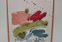 Work of Art by Stampin' Up