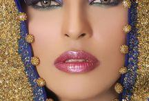 Orientálna ženská krása