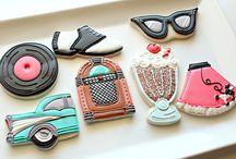 Cookies - Fifties / by Jennifer Sorenson