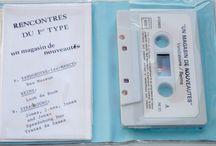 K7 / Cassettes audio