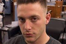 Men hair Zero fade