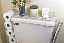 Banheiros / Inspirações para decorar o banheiro!