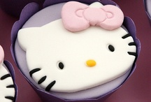 Hello Kitty Cake & Party