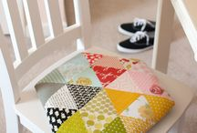 other ways to use quilting blocks