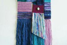 weaving - wall decor