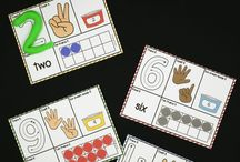 20.1 - mathematical thinking / demonstrate an understanding of number relationships for numbers from 0 to 10, through investigation (e.g., show small quantities using fingers or manipulatives)