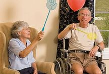 Senioren Beschäftigung