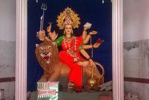 Kalyani Durga / Durga Idol