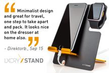 LXORY XSTAND REVIEWS / A collection of XStand reviews from our customers.