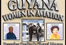 Guyanese Female Aviators/Pilots