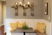 Kitchen/Dining Ideas / by Jen O'Connell