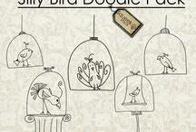 Doodle & Illustration
