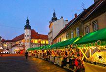Christmas Markets in Slovenia / Christmas markets in Slovenia