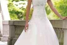 Inspo til brudekjolen