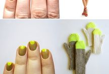 Nails Galore / by Christine Le