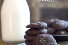 Cookies - GF and SF / Refined sugar and gluten free cookies