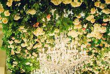 Wedding luxe decor