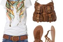 Summer style / by Shawna Schnoebelen