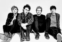 5sos/1D / MY BOYS / by kristin kight